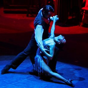 Tanguera Tango Musical Tango-Paar