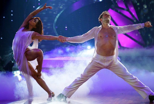 Vanessa Mai - Christian Polanc bei Let's dance am 2.6.2017
