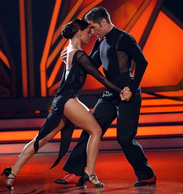 Vanessa Mai - Christian Polanc beim Tango bei Let's dance am 2.6.2017