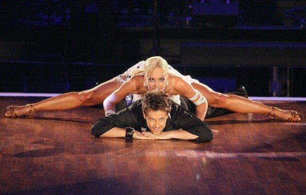 Wayne Carpendale - Isabel Edvardsson - erste Sieger Let's dance 2006