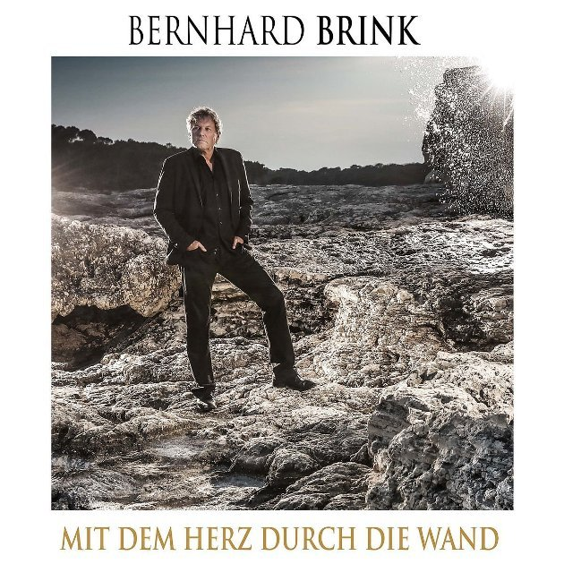bernhard brink neue cd mit dem herz durch die wand. Black Bedroom Furniture Sets. Home Design Ideas