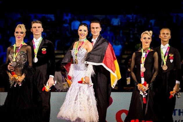 Ergebnisse Tanzen – Tanzsport World Games 2017 Salsa und Standardtänze