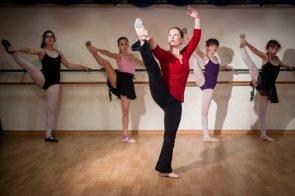 Karriere-Ende als Tänzer: Was nun?