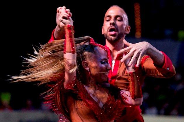 Magali Piedra – Juan Alejandro Pallares aus Spanien - Platz 6 Salsa World Games 2017