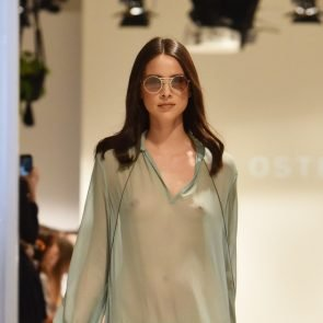 Marcel Ostertag Sommermode 2018 - Fashion Week Berlin Juli 2017