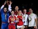 Siegerehrung Rock'n'Roll World Games 2017