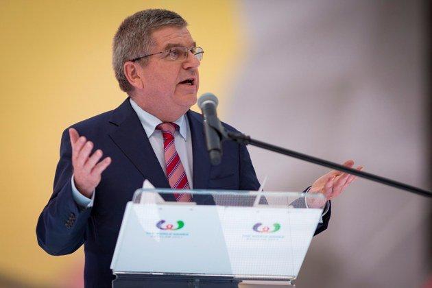 Thomas Bach (IOC Präsident) zur Eröffnung der World Games 2017