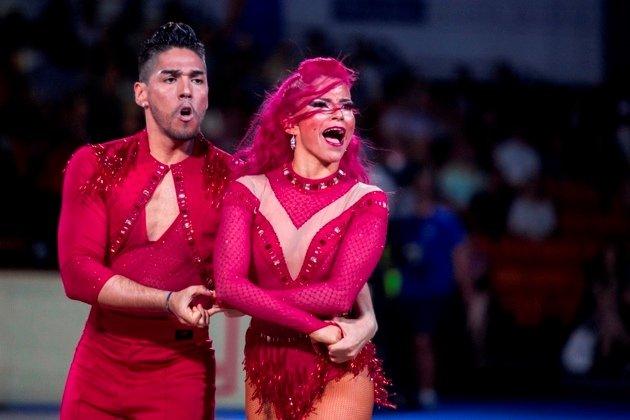 Yinessa Ortega – Sevens Rebolledo aus Kolumbien - Gewinner Salsa World Games 2017