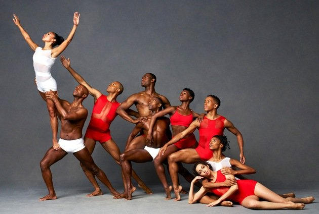 Ballett Alvin Ailey American Dance Theater im August 2017 in Deutschland