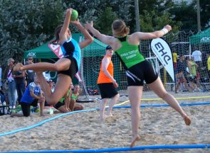 Beachhandball DM 2017 4.-6. August 2017 in Beach-Mitte Berlin