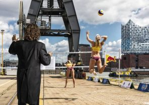 Beachvolleyball Finale FIVB World Tour 23.-27. August 2017 in Hamburg
