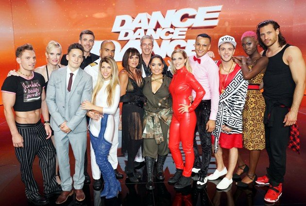Dance Dance Dance 2017 - alle prominenten Kandidaten-Paare