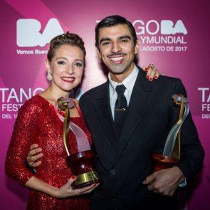 German Ballejo – Magdalena Gutierrez - Tango Weltmeister 2017 Tango de Pista