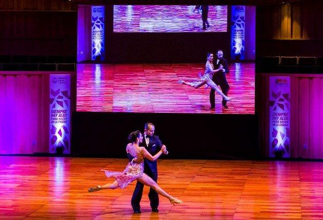 Halbfinale Tango Escenario Tango Weltmeisterschaft 2017
