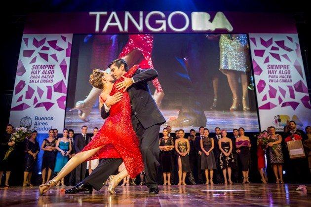 Siegertanz Tango WM 2017 German Ballejo – Magdalena Gutierrez in und aus Buenos Aires