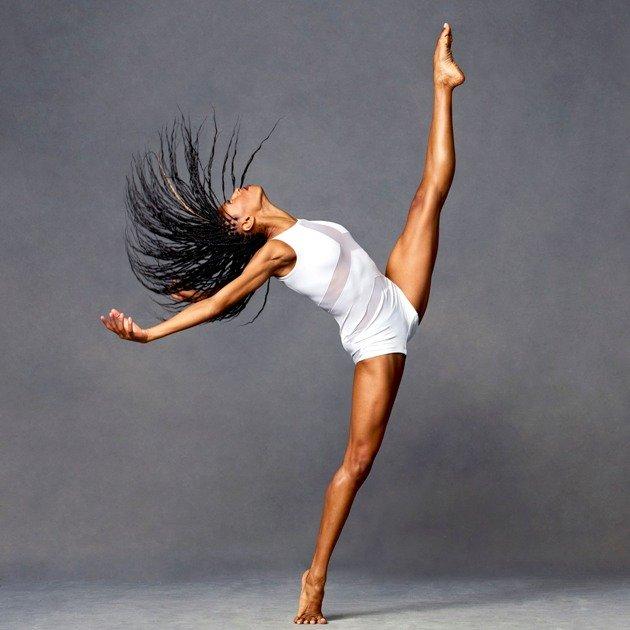 Tänzerin Jacqueline Green vom Alvin Ailey American Dance Theater