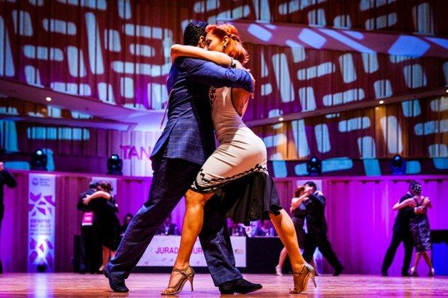 Tango WM 2017 Buenos Aires - Qualifikationsrunde