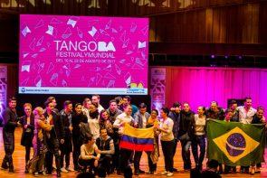 Tango WM 2017 Halbfinale Tango Escenario