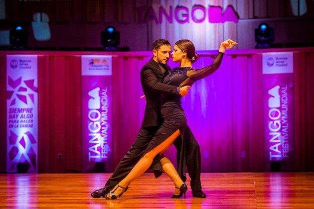 Tango WM 2017 Tango Escenario Qualifikation