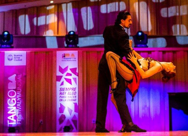 Tango Weltmeisterschaft 2017 - Qualifikation Tango Escenario