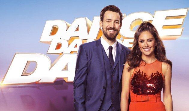 Dance Dance Dance 2017 Einschaltquoten, Punkte und weitere Statistik - hier die Moderatoren Jan Köppen und Nazan Eckes