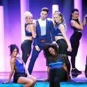 Dance Dance Dance am 15.9.2017 - Die Falschen ausgeschieden - hier Luca Hänni mit Tänzerinnen