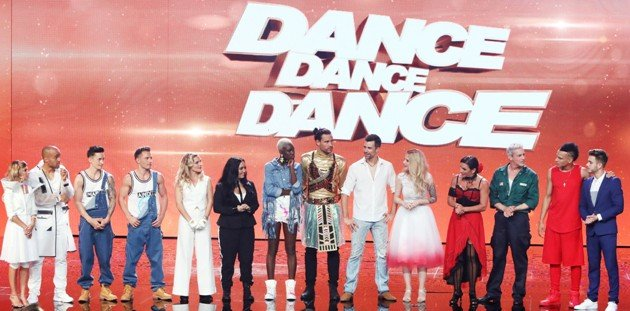 Dance Dance Dance am 15.9.2017 - alle Kandidaten
