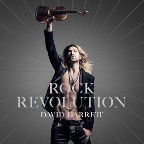 David Garrett - Neue CD Rock Revolution