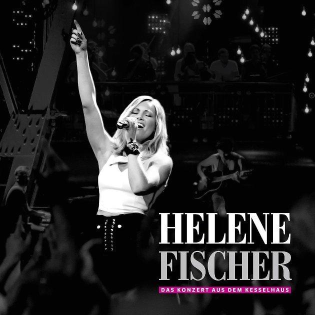 Helene Fischer - Live-CD, DVD, Blu-Rray vom Konzert aus München