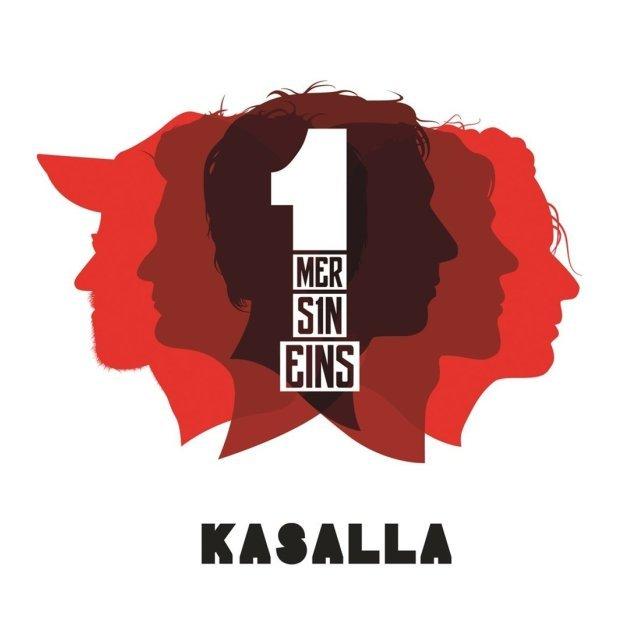 Kasalla - Studio-Album Mer sin Eins veröffentlicht