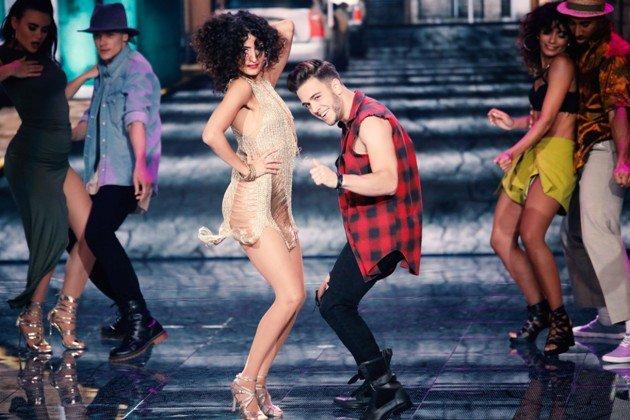 Luca Hänni Dance Dance Dance am 29.9.2017