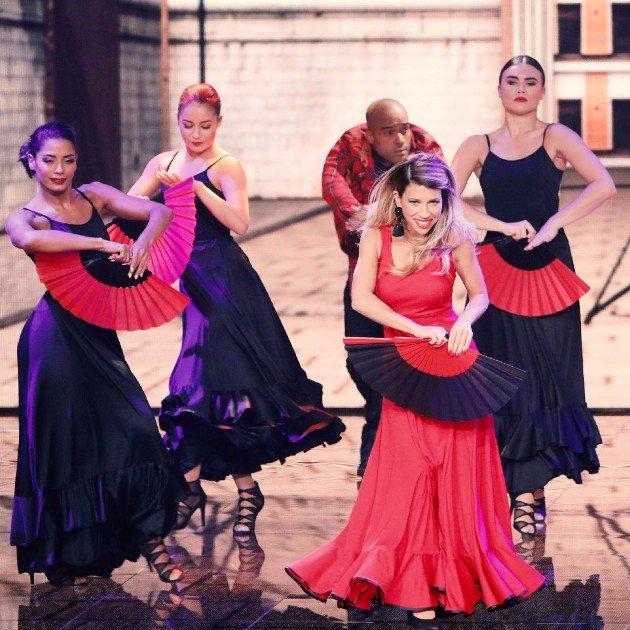 Suzan Odonkor bei Dance Dance Dance am 29.9.2017