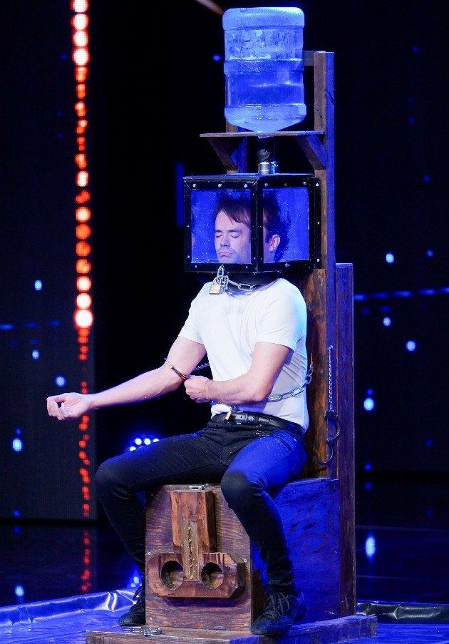 Christian Wedoy beim Supertalent am 7.10.2017