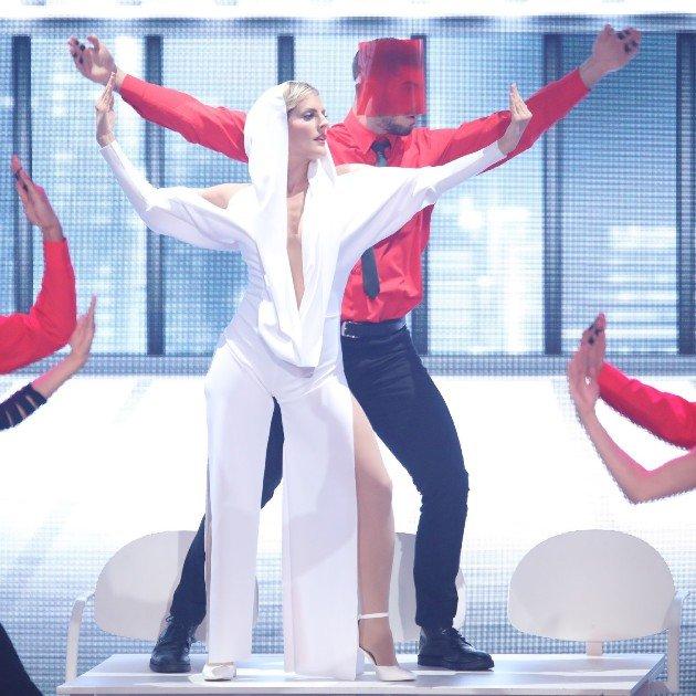 Dance Dance Dance 2017 am 6.10.2017 - 12 Tänze und Songs