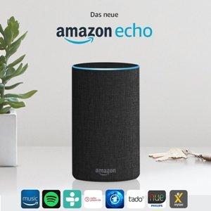 Zum neuen Amazon Echo