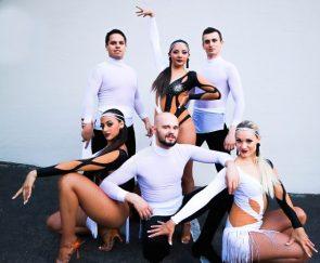 Deutsche Salsa Meisterschaft 2017 Adrian y Anita Showgruppe