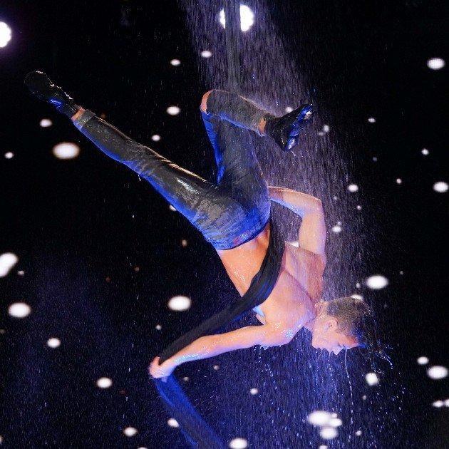 Enzo Pebre beim Supertalent am 28.10.2017