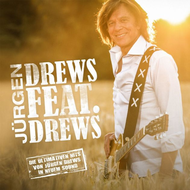 Jürgen Drews neue CD Drews feat. Drews