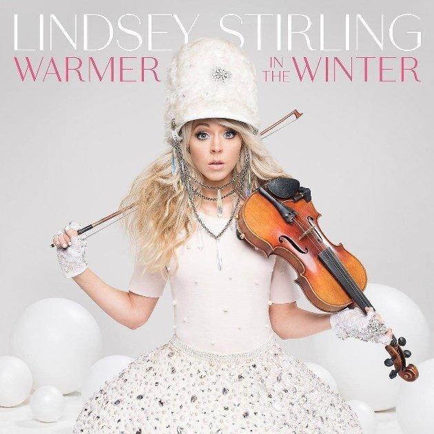Lindsey Stirling weihnachtlich auf neuem Album Warmer in the Winter