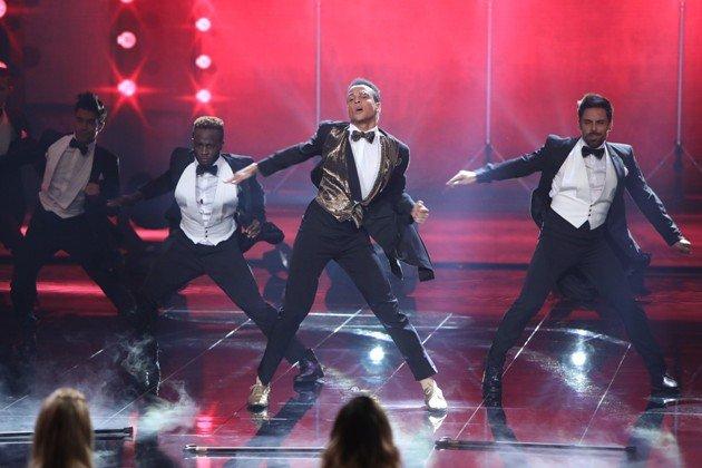 Prince Damien bei Dance Dance Dance am 6.10.2017