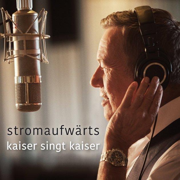 Roland Kaiser singt auf neuem Album Stromaufwärts alte Hits neu