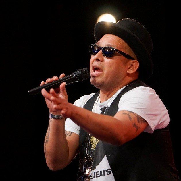 Victor Gomero beim Supertalent am 28.10.2017