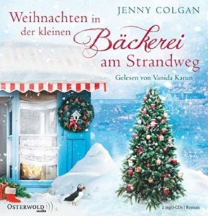 """Weihnachtsbuch von Jenny Colgan """"Weihnachten in der kleinen Bäckerei am Strandweg"""""""