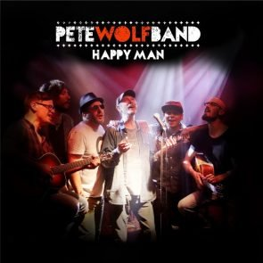 "Wolfgang Petry als Pete Wolf Band ein ""Happy Man"" – Neues Album"