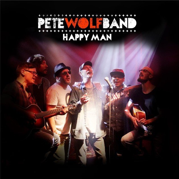 """Wolfgang Petry als Pete Wolf Band ein """"Happy Man"""" – Neues Album"""