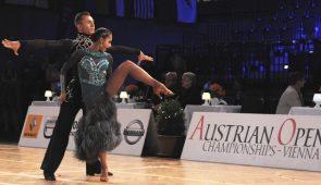 AOC 2017 Wiener Walzer und Tanzsport in Wien - Tag 2, 17.11.2017 - Tim Grabenwöger - Natalie Cremar