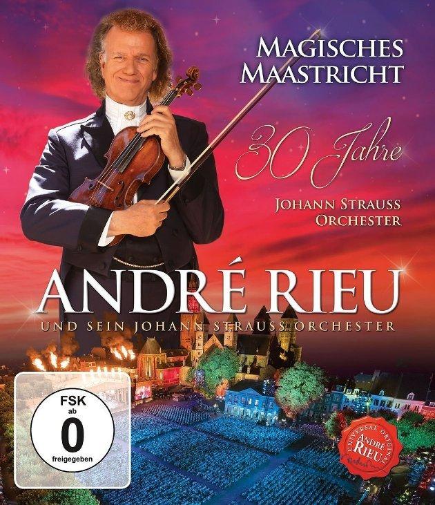 Andre Rieu - Live in Maastricht - DVD zum Jubiläum