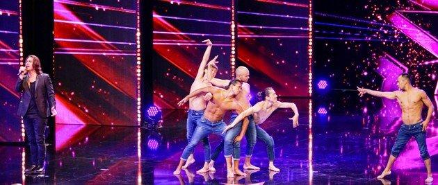 Break the Tango beim Supertalent am 4.11.2017