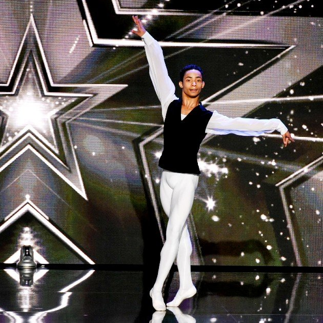 Glauber Silva beim Supertalent am 25.11.2017