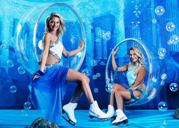 Holiday on Ice 2017-2018 Atlantis und Time - Termine und Programme